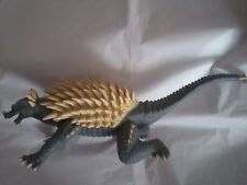 "AGUIRUS Godzilla Final Wars Figure 12"" Clean loose 2006 TOHO Bandai Tail damage"