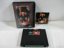 NeoGeo AES -- Real Bout Fatal Fury -- Box. JAPAN Game SNK. Work fully!! 15782