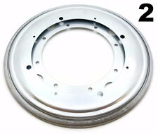 "Two (2) Lot of 12"" Inch Lazy Susan Round Turntable Bearings - 1000 LB Capacity"