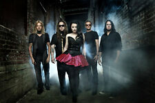 """Evanescence PoP Music Band Group Wall Poster 20x13"""" Decor 02"""