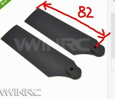 new 550E Plastic Tail Blade For ALIGN T-REX 550 Rc Helicopter 13.5g