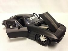 1963 Chevrolet Corvette Sting Ray, Collectible, Diecast 1:24 Jada Toy, Black,DSP