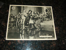 "THE WIZARD OF OZ Original Spanish Lobby Card. 7.75"" x 9.5"", V7.5 Very Fine Minus"