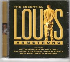 (GM209) Louis Armstring, Essential Louis Armstrong - 2005 CD
