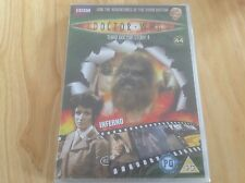 DR WHO DVD FILES STORY - DISC 44 - INFERNO -  3RD DOCTOR