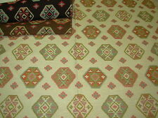 """~3 PIECE ~SOUTHWEST """"AVIS""""~TAPESTRY PILLOW PANEL UPHOLSTERY FABRIC FOR LESS~"""