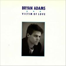 Bryan Adams Victim Of Love German 3 track 12""