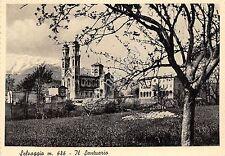Cartolina - Postcard - Selvaggio - Il Santuario  - anni '50