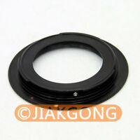 M42 Lens to Canon EOS EF 550D 500D 60D 50D 7D Adapter