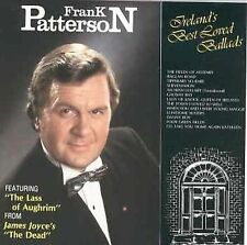 Ireland's Best Loved Ballads by Frank Patterson, CD,  BRAND NEW FACTORY SEALED