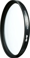 B+W Pro 52mm UV ED MRC coated lens filter for Olympus 50mm f/2.0 Macro ED Zuiko