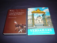Teaching Co Great Courses DVDs    LIVING the FRENCH REVOLUTION AGE of NAPOLEON