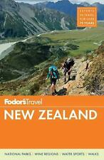 Fodor's New Zealand Full-color Travel Guide