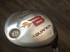 Taylormade 2008 Burner T3 14.5° Fairway Wood Reax Stiff Graphite Shaft Good***