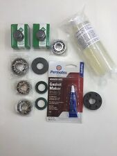 Jackson Racing Supercharger Complete Rebuild Kit W/ Rotor Pack Bearings & Seals