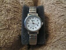 Ladies Speidel Express white Face Expansion Watch Brand New