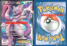 CARTA POKEMON - MEWTWO EX - ULTRA RARA FULL ART 98/99 (Next Destinies) NM
