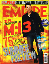 EMPIRE #203 05/2006 TOM CRUISE Ian McKellen MISSION: IMPOSSIBLE 3 Daniel Craig