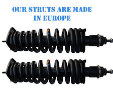 MERCEDES BENZ W163 ML 230 320 350 430 REAR Suspension Shock STRUT ASSEMBLY PAIR_