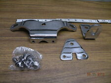 Heavy Duty Top Motor Mount Chrome Harley Custom Chopper S&s Revtech Ultima Evo