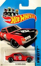 Hot Wheels 2014 - '70 Toyota Celica (Red) #24