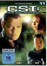 CSI: Crime Scene Investigation - Season 11 [6 DVDs]