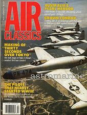 Air Attack BROOME Australia's Pearl Harbour ... Air Classics Magazine March 1990