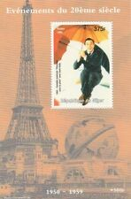 GENE KELLY SINGING IN THE RAIN CLASSIC MOVIE MUSICAL 1998 MNH STAMP SHEETLET