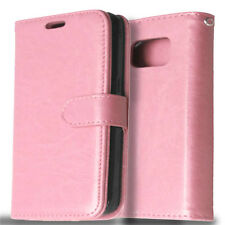 For Samsung Galaxy Phone Stand Leather Flip Wallet Case Cover Card Slot Holder