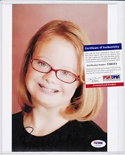 LAUREN POTTER SIGNED AUTOGRAPH AUTO 8X10 PSA DNA CERTIFIED
