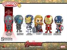MARVEL Avengers Age of Ultron Collectible Set Vinyl Collectible Hot Toys Cosbaby