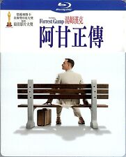 Forrest Gump Limited Edition SteelBook w/Top SipCover (Region A, B & C Taiwan)