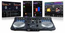 Hercules Universal DJ Controller for Pc , Mac , Iphone Ipad and Android