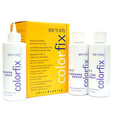One'n Only Colorfix Kit Permanent Hair Color Remover