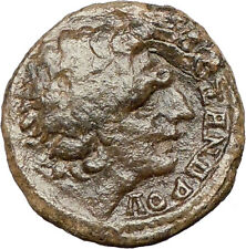 ALEXANDER III the GREAT on Horse Greek King Roman-Era Olympic Coin  i24304