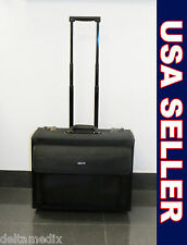 Dental Unit Portable Mobile Professional Suitcase Cleaning Unit Suction USA M4