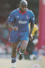 Football Photo FRANK SINCLAIR Chelsea 1994-95