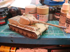 PzKpfw VII Lowe 1/72 resin model tank  (Tier 8 World of Tanks)