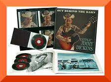 Little Jimmy Dickens  , Out Behind the Barn ( Box 4 CD + Booklet )