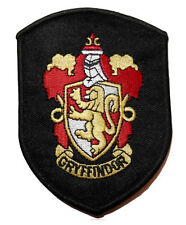 Harry Potter House of Gryffindor Robe Iron-on/Sew-on Embroidered PATCH