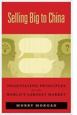 Selling Big to China: Negotiating Principles for the World's Largest M-ExLibrary