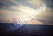 Duplicate KODACHROME 35mm Photo Slide Palermo Italy from the Sea Landscape 1950s