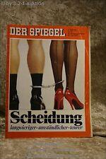 Der Spiegel 27/77 27.6.1977 Scheidung - langwieriger