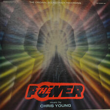 "OST - THE POWER - CHRIS YOUNG  LP 12"" (S526)"