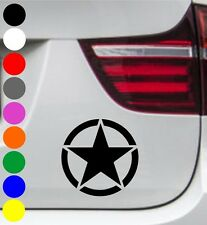 WD Autoaufkleber US ARMY STERN STAR Aufkleber Sticker Decal BMW AUDI BENZ VW