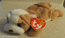 Ty Beanie Baby Wrinkles 4th Generation Hang Tag and 4th Generation TT PVC Filled