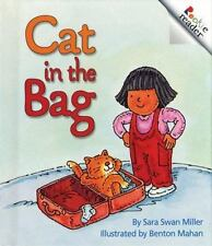 Cat in the Bag (Rookie Readers: Level A)-ExLibrary