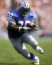 Detroit Lions BARRY SANDERS Glossy 8x10 Photo Print NFL Football Poster