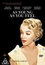 As Young As You Feel (DVD, Region 4) - Brand New, Sealed