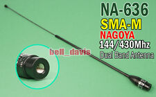 Nagoya NA-636 SM Dual band antenna for Yaesu VX-7R